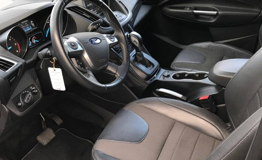2015 Ford Automatic