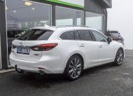 2019 Mazda 6 stw Optimum 2.5 6AT