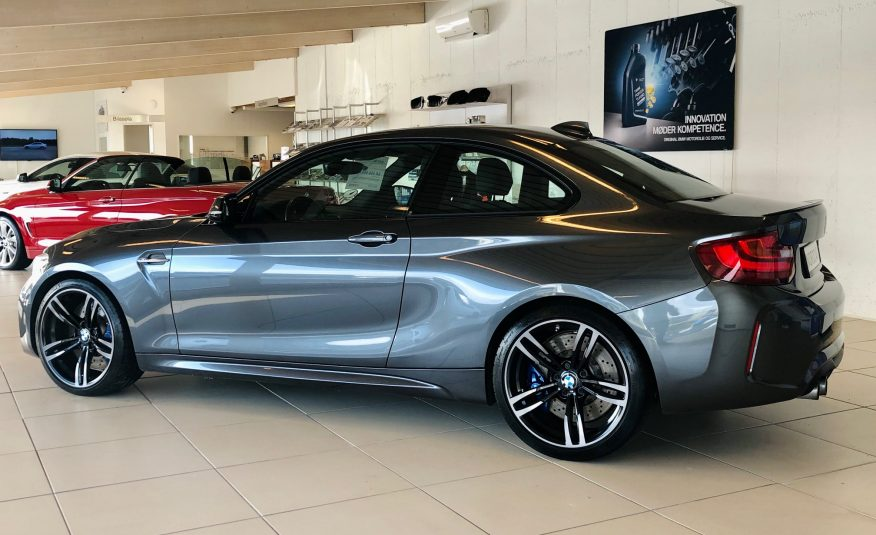 2015 BMW M2 Coupe 3.0
