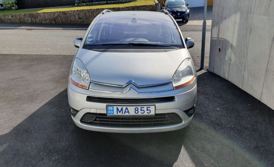 2010 Citroën Grand C4 Picasso