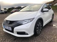 2014 Honda Civic 1.6 D-TEC