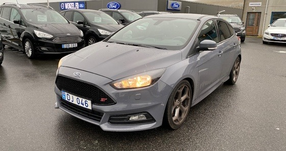 2018 Ford Focus ST 2.0