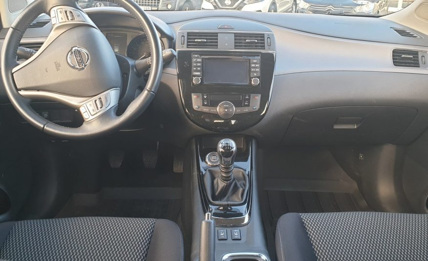 2018 Nissan Pulsar 1.5 DCi New Acenta 6M/T