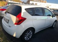 2017 Nissan Note DCI Acenta Plus